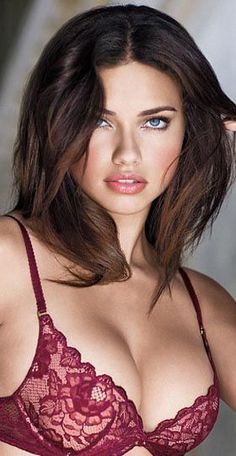 Adriana Lima! Want to see more beautiful ladies? Yes? Then check out my board Golden International Beauties by clicking this link. https://www.pinterest.com/Gibeauties/golden-international-beauties/  To see more Adriana Lima click the picture above.