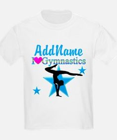 SUPERB GYMNAST T-Shirt Every Gymnast will fall in love with our awesome personalized Gymnastics Tees and Gifts. Take 20% Off your order with code: ADORE20  http://www.cafepress.com/sportsstar/10114301 #Gymnastics #Gymnast #WomensGymnastics #Lovegymnastics #Personalizedgymnast