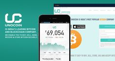 Unocoin is India's leading Bitcoin and Blockchain company. We enable you to buy, sell, send, receive & store securely Bitcoin Company, Bitcoin Faucet, Blockchain, Coupon Codes, Coupons, Coding, India, App, Free