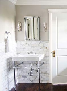 Needing, Wanting, Loving: Standing Washbasins