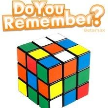 rubik cube- I never could do more than one or two sides of this, so I would cheat and pull the stickers off.