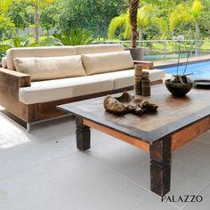 O revestimento Apolo garante beleza, conforto e segurança a esse ambiente tão importante da casa.