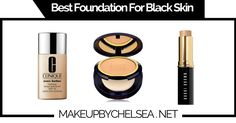 Best Foundation For Black Skin Of 2015