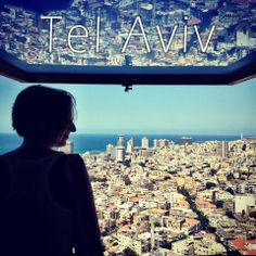 If you could go to only one place in Tel Aviv, where would you go?