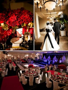 1940s inspired jazz supper club wedding at St. Regis