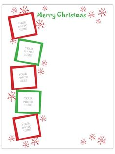 Christmas Newsletter Template Free - √ 25 Christmas Newsletter Template Free , 7 Free Christmas Letter Templates and Ideas Christmas Letters To Friends, Christmas Note, Merry Christmas Photos, Christmas Cards, Christmas Ideas, Xmas, Christmas Labels, Christmas Pictures, Homemade Christmas