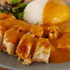 Healthy Katsu Curry