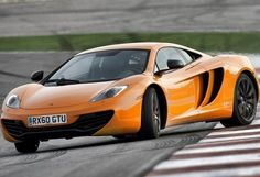 2014 McLaren MP4-12C is about to be released