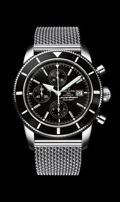Superocean Héritage Chronographe 46 - Breitling - Instruments for Professionals. Ryan NEEDS this.. so beautiful