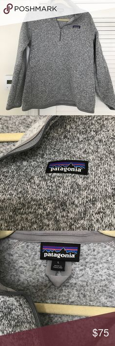 Excellent condition!! This has only been worn once! Patagonia Sweaters