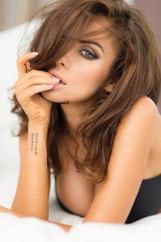 ❤ ℒℴvℯly model beauty makeup inspiration - Natalia Siwiec
