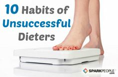 If you ever ask yourself, ''How come I'm not losing #weight?'' then this article is a MUST-READ. | via @SparkPeople #weightloss #diet