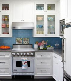 Beadboard Backsplash White Cabinets And Cabinets On Pinterest