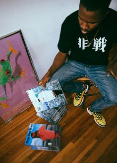 Frank Ocean Announces Third Album