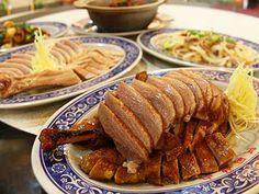 smoked goose #Taiwan #food 煙燻鵝肉