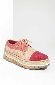 Why is it that the most expensive oxfords that Nordy's carries are also quite possibly the fugliest shoes I've ever seen?? Ridiculous