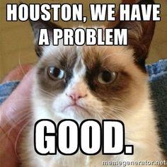 Grumpy Cat via Meme Generator
