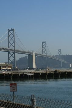 Bay Bridge - San Francisco, Ca