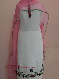 Shop For Women Punjabi Designer Suit,Punjabi jutti - LCLD Boutique Designer Party Wear Dresses, Designer Anarkali Dresses, Designer Sarees, Embroidery Suits Punjabi, Embroidery Suits Design, Embroidery Designs, Designer Punjabi Suits Patiala, Indian Designer Suits, Salwar Neck Designs