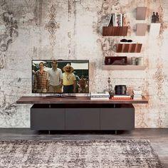 Seneca TV Cabinet by Cattelan Italia | Cattelan Italia Furniture