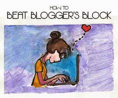 BOOKSHELVES & VANITIES: How to BEAT BLOGGER'S BLOCK! #kitkatbreakmovement