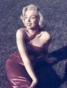 Marilyn Monroe. ..