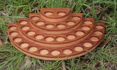 Four Tier Essential Oils Holder. Display 31 large by JonahsSign, $85.00