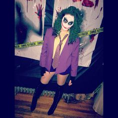 Disfraz De Joker ? Halloween Carnaval etc  sc 1 st  Pinterest & Youu0027ll Be Transfixed By These Insanely Awesome 19 Gender-Bending ...