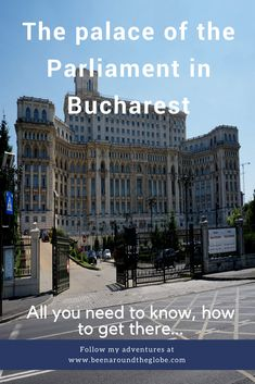 Palace of the Parliament, Bucharest, Romania, Parliament, Eastern Europe, black travel movement