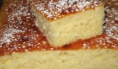 Světlá kefírová buchta | recept Pan Dulce, Turkish Recipes, Kefir, Food Hacks, Vanilla Cake, Nutella, Sweet Recipes, Cooking Tips, Cheesecake