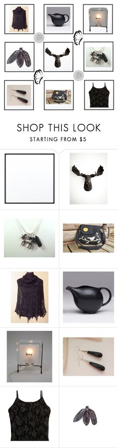 """""""Lovely gifts"""" by keepsakedesignbycmm ❤ liked on Polyvore featuring By Lassen, Betsey Johnson, jewelry, accessories and decor"""