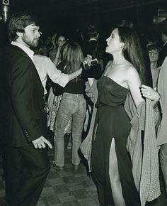 Ron Galella May 1978: Barbara Carrera