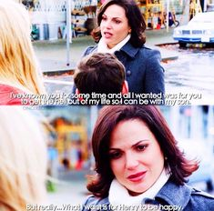 What I want is for Henry to be happy / Regina & Emma / 3.11