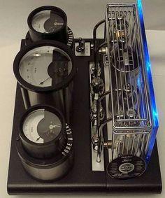 Petrik Audio Specialties Amplifier