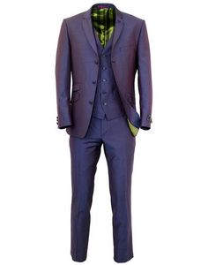 Tailored by Madcap England Mohair 3 Piece Tonic Suit from Madcap England #madcapengland #tailored #suit #suited #and #booted #mohair #mod #retro #mens