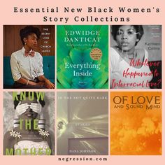 """""""Black Woman Gossip"""" Update: More Essential Black Women's Story Collections – negression"""