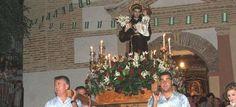 Lobres comienza sus fiestas de San Antonio con la elección de la Corte de Honor
