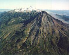 Nevado de Colima Mexico