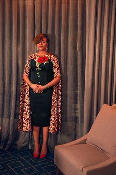 OSUN GW 18 Fashion Wear, Fashion Dresses, Womens Fashion, African Dress, African Clothes, African Fashion, Ankara Fashion, Ankara Gowns, Capes For Women