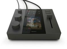 The Mixxeo is the first open source digital video mixer.  M-Labs