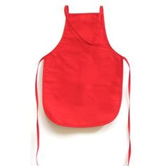 Me & My Apron Red Child Size Apron | Shop Hobby Lobby