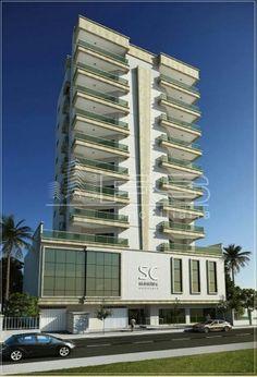 ENC: 969 - SC Marine Residence - Apartamento com 3 suítes - Meia Praia - Itapema/SC