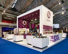 Design Stand Interhal  Horecava 2015 Eldee Expo Experts