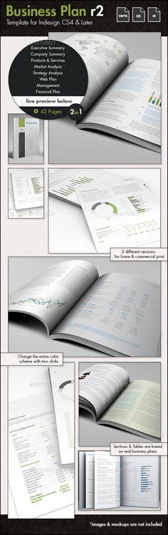 Business Proposal Template - A4 Portrait Business proposal - proposal templates