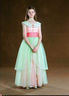Ginny Weasley Yule Ball Dress