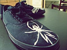 My Chemical Romance Desert Spider shoes