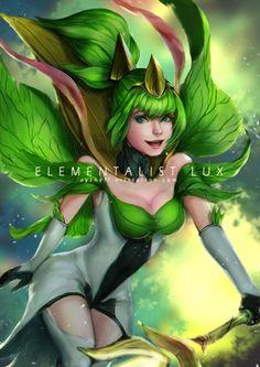 Elementalist Lux Community Creations | League of Legends