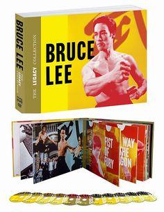 rogeriodemetrio.com: Bruce Lee Legado coleção