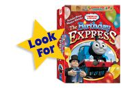 I've hit the mother load for all my Thomas & Friends 2nd Birthday party planning needs :D