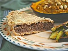I Am Thankful for. . . Vegan Tortiere (Meat Pie): Gluten Free, Dairy Free, Anti-Candida Friendly - Ricki Heller